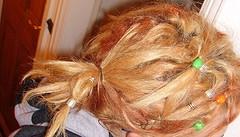 blonde+dreads